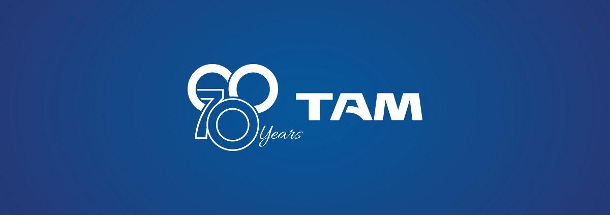 Vabljeni na praznovanje ob 70. obletnici znamke TAM.